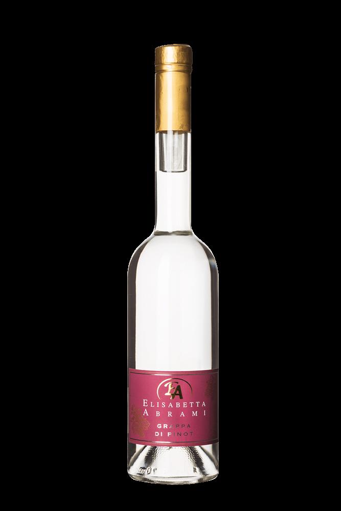 Franciacorta Grappa Pinot Nero Elisabetta Abrami
