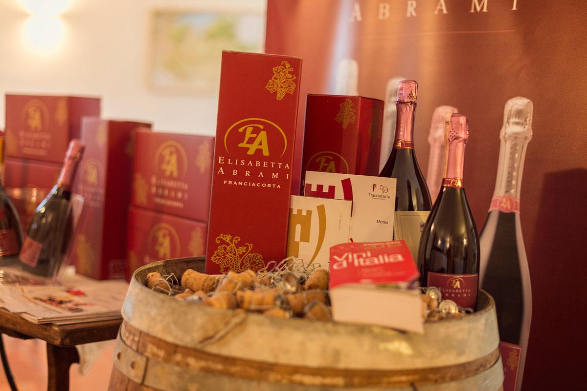 Abrami franciacorta wine shop